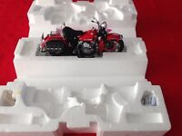 Franklin mint 1948 H-D Panhead Road Rally Edition