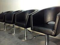 REM Salon chairs, barber chairs, hair salon chairs,