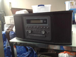 TEAC cd and record player