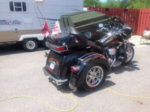One of a kind Harley Davidson Trike
