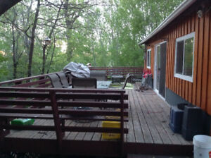 "Beautiful Cedar Cabin For Sale ""To be Moved"""