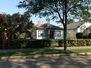 Kelowna: house for lease downtown