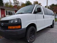Owner operator cargo van