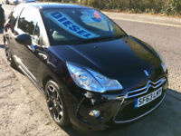 CITROEN DS3 1.6e-HDi DIESEL MANUAL AIRDREAM DSTYLE PLUS ZERO RFL 63 REG