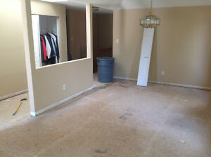 WE ARE THE BEST IN FLOOR REMOVAL! CALL NOW! 289.456.4083 Kitchener / Waterloo Kitchener Area image 7