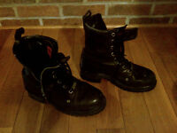 Ladies Harley Davidson Motorcycle Boots