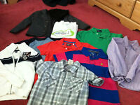 Size 5T BOYS Several Brand Clothes (MINT condition)