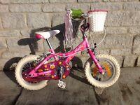 Giant pudd'n children's bike 12 inch wheels