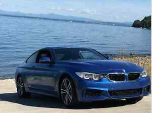 2014 BMW 4-Series Coupe (2 door) super clean loaded