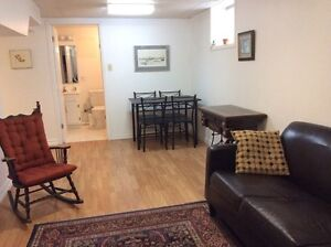 One bedroom furnished apartment for short term rental  Peterborough Peterborough Area image 5
