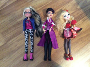 Ever After High and Bratz dolls Kingston Kingston Area image 1