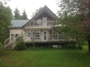 Waterfront Cottage for Sale on Mattagami Lake near Gogama On