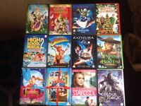 KIDS MOVIE COLLECTION 12!