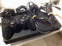Large Sony PlayStation 2, PS2 Console & Games Bundle
