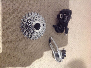SRAM RIVAL group set