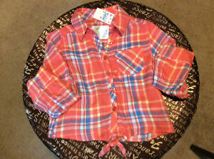 Justice Tops / Gap Jeans / Children's Place Tanks (Size 5) London Ontario image 4