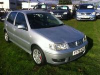 Volkswagen Polo 1.4 ( 75bhp ) 2001MY SE