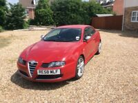 Alfa Romeo Gt cloverleaf JTS