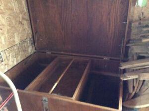 Tack box for sale $150