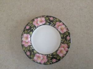 Provincial flowers bone china