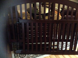 3in1 Crib and Mattress