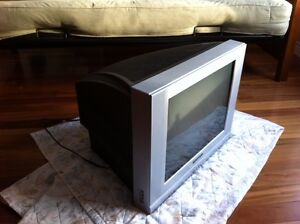 "21"" TV for free."