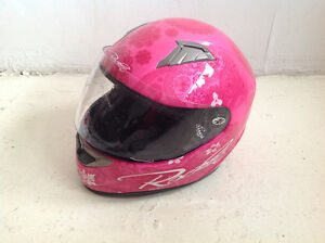 Size small ladies Joe Rocket helmet