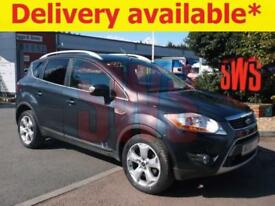 2009 Ford Kuga Zetec TDCi 2.0 DAMAGED REPAIRABLE SALVAGE