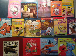 LIKE NEW, soft cover children's book, 3.00 each
