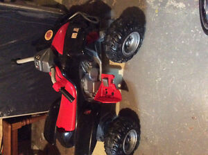 Great condition four wheeler for kids. London Ontario image 1