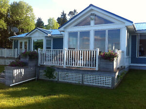 NEW RIVER BEACH-260 ft OCEANFRONT-HOME+COTTAGE
