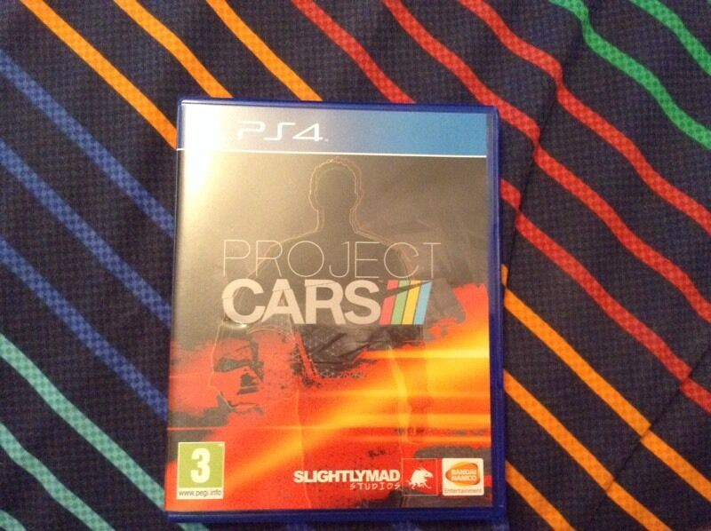 Project cars ps4in Newark, NottinghamshireGumtree - Project cars for ps4, only been played 5 times roughly, mint condition £15