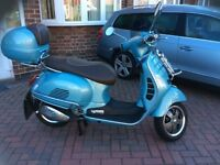 Vespa GTS 300,70th Anniversary edition,2016,immaculate