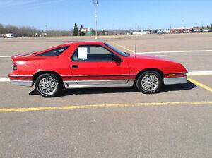 1990 DAYTONA (Chrysler) Hatchback ---Sweet  Ride