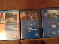 Padi scuba diving DVDs