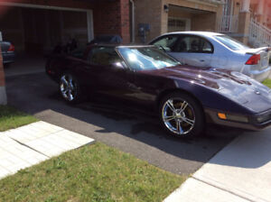 1993 Chevrolet Corvette Coupe (2 door)