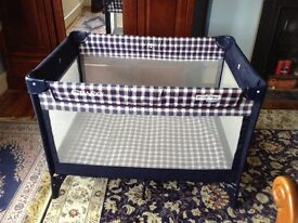 Travel cot/playpen by Graco