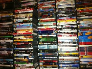 Looking to buy DVD's.