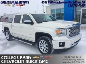 2014 GMC Sierra 1500 Denali   - one owner - trade-in - non-smoke