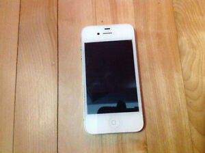 Apple iPhone 4 blanc 32 gb rogers
