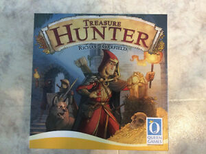 Treasure Hunter Board game