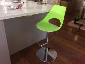 Original Italian designed Bontempi Casa Shark stools- Lime Rrp$3k Southern River Gosnells Area Preview