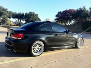 bmw 135i m sport side skirts bsm and stock diffuser