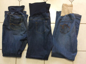 Lot of XL fall/winter maternity clothes