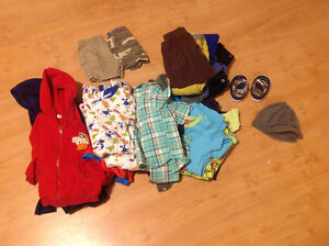 Baby boys 6-9M clothing lot