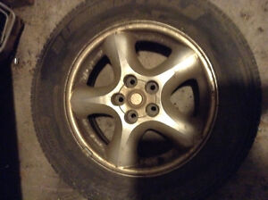 Ford Winter tires 225/60/16