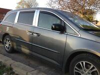 2011 Honda Odyssey EX Minivan, Van