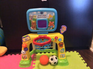 Sports center for babies/toddlers