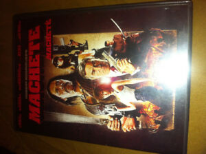 Machete Dvd.