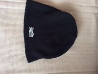 Black Superdry Beanie Hat